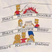 Bart knows