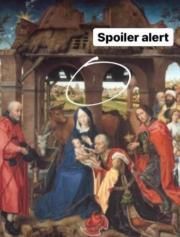 Jesus spoiler alert