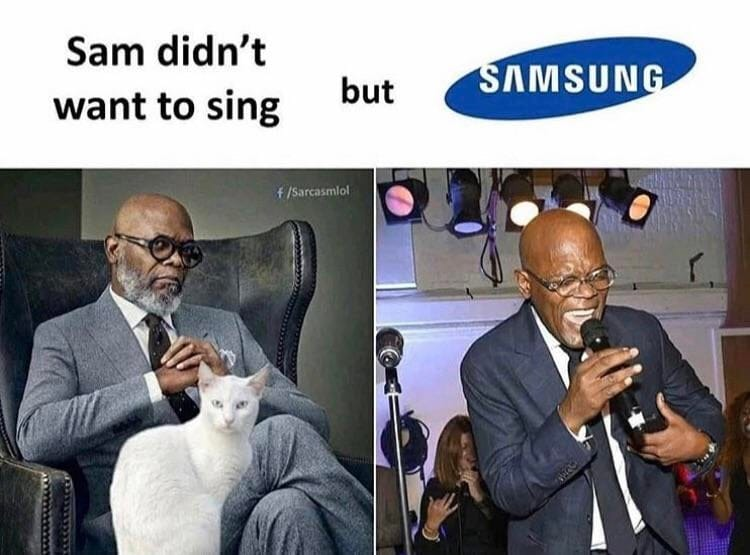 Sam vs Samsung