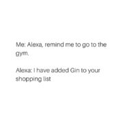Alexa knows better