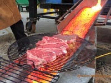 Lava Steak