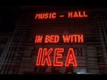 In Bed With Ikea at L'Olympia (ubi bene, 2010)