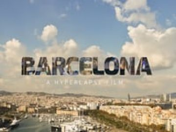 Barcelona – A Hyperlapse Film