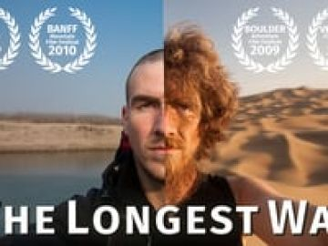 The Longest Way 1.0 – walk through China and grow a beard! – TIMELAPSE
