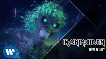 Iron Maiden – Speed Of Light