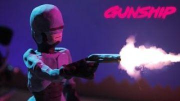 GUNSHIP – Tech Noir [Official Music Video]