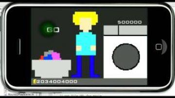 Washing Machine Emulator Game for iPhone/iPad