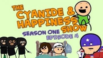 The Meaning of Love – S1E4 – Cyanide & Happiness Show