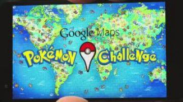 Google Maps: Pokémon Challenge