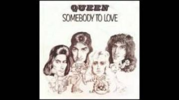 Queen – Somebody To Love (Only Freddie's Vocals)