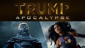 Trump: Apocalypse (X-Men: Apocalypse Parody)