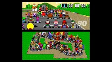 Super Mario Kart… with 101 players!