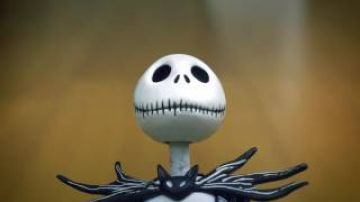 Nightmare Before Christmas Tree Stop Motion