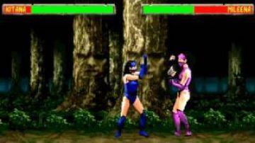 Dorkly Bits: Mortal Kombat Pervert