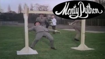 Upper Class Twit of the Year – Monty Python's The Flying Circus