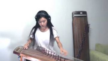 AC/DC – Back in Black cover performed on gayageum