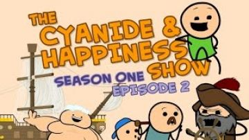 Why I Hate Summer Camp – S1E2 – Cyanide & Happiness Show