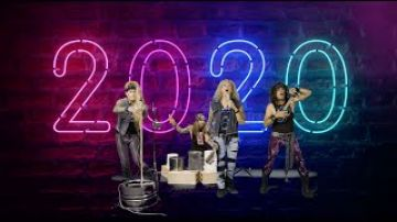 Steel Panther – Fuck 2020 [Official Video]