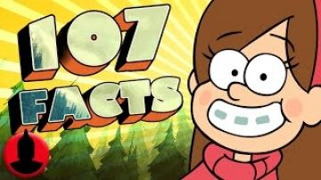 107 Gravity Falls Facts YOU Should Know!