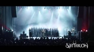 "Satyricon – Die By My Hand (exclusive preview from ""Live at the Opera"")"