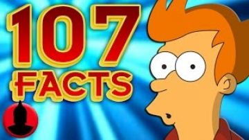 107 Futurama Facts YOU Should Know!