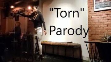 Hong Kong woman sings coronavirus parody of Natalie Imbruglia's 'Torn'