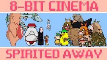 Spirited Away – 8 Bit Cinema