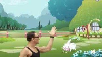 Jean-Claude Van Damme meets My Little Pony