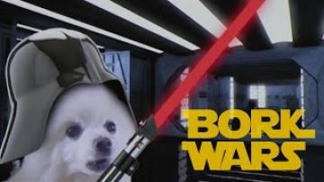Imperial Borks [Star Wars]